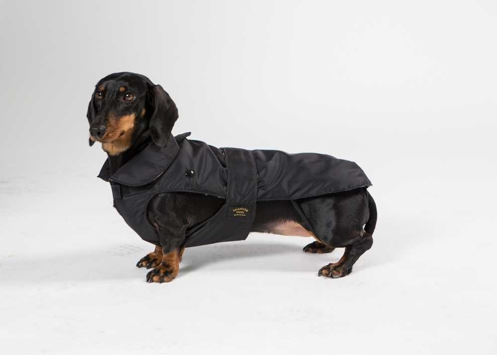 Hondenjas Teckel Zwart