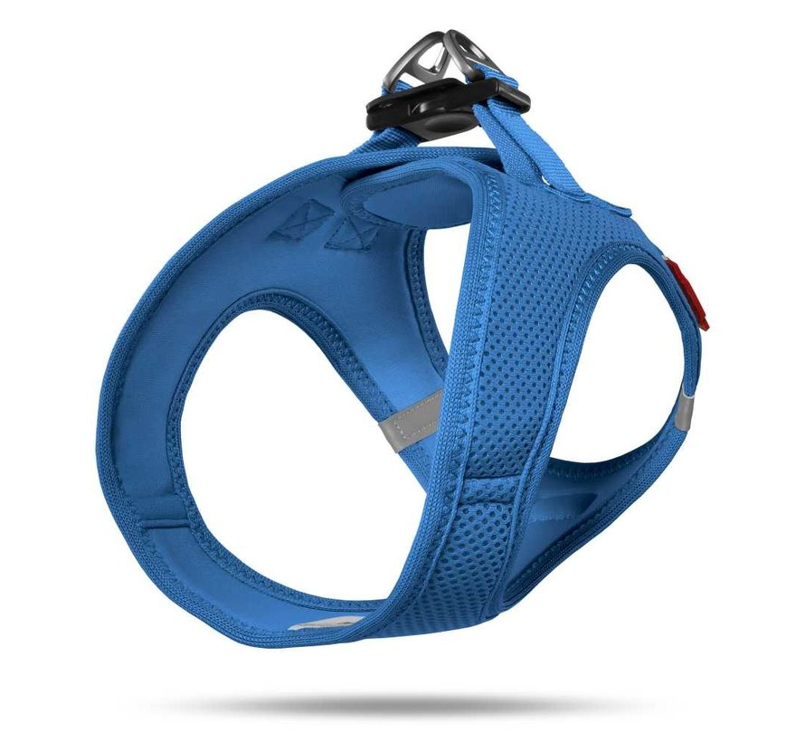 Dog Harness Air Mesh Blue