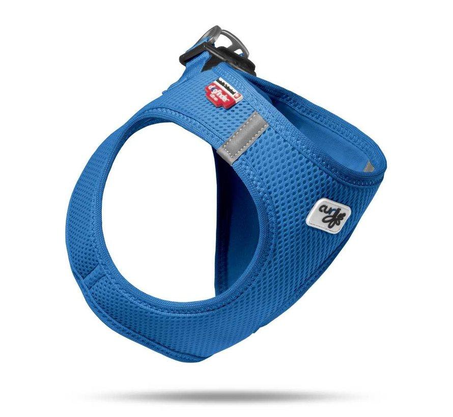 Hondentuig Air-Mesh Harness Blauw