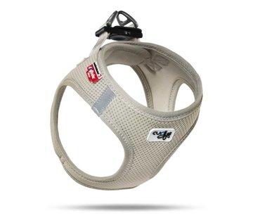 Curli Hondentuig Air-Mesh Harness Grijs