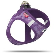 Curli Dog Harness Air Mesh Aloha Lilac