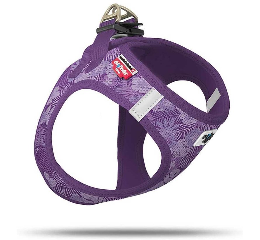 Dog Harness Air Mesh Aloha Lilac