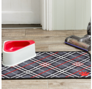 Pet Rebellion Voerbakmat Dinner Mate Tartan