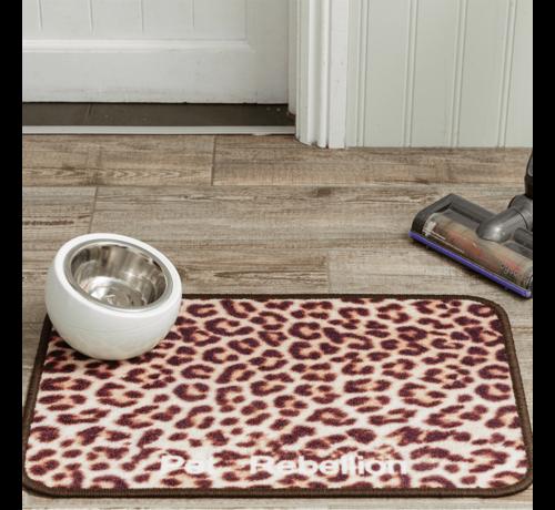 Pet Rebellion Placemat Dinner Mate Leopard