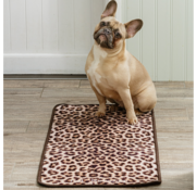 Pet Rebellion Barrier Rug Leopard