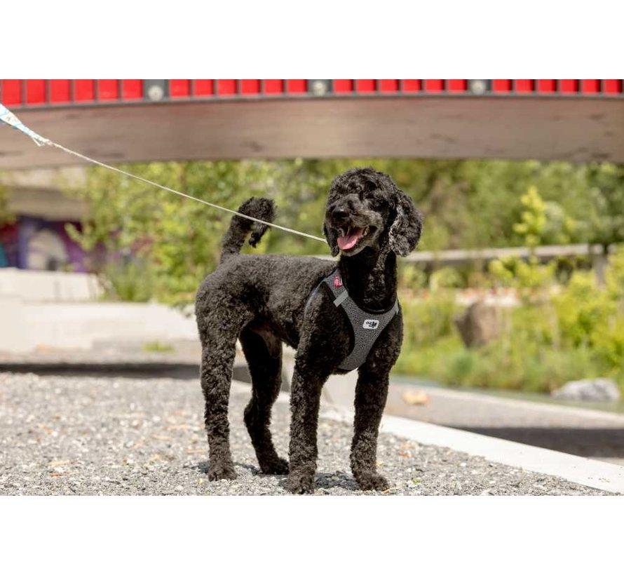 Hondentuig Merino Zwart