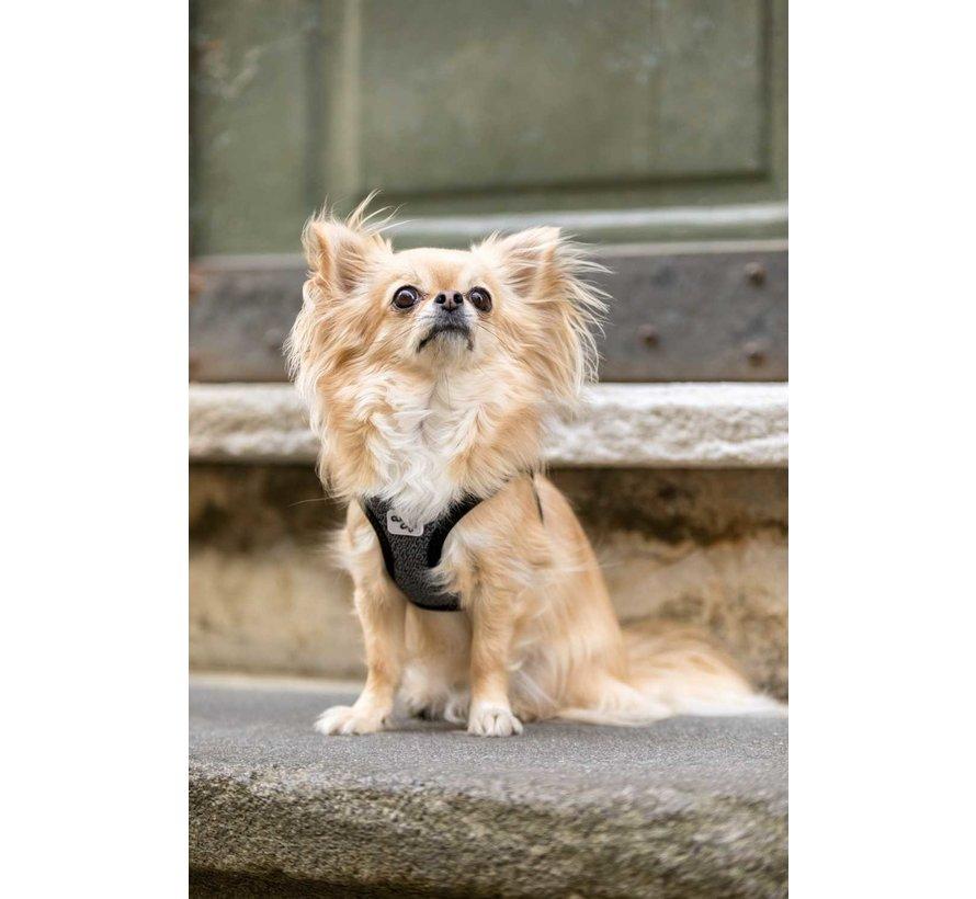 Dog harness Merino Black