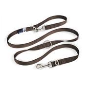 Curli Adjustable Dog Leash Brown