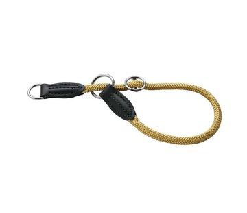 Hunter Training Halsband Hond Eiby Freestyle Geel