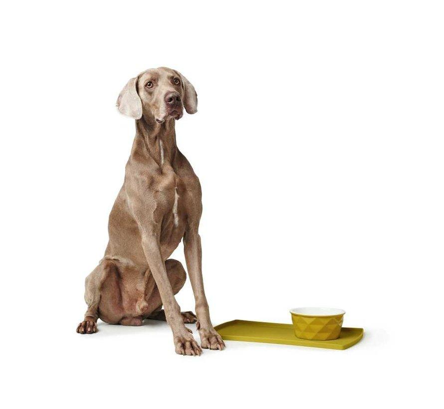 Food Bowl Base Eiby Yellow