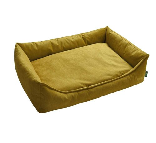Hunter Dog Bed Eiby Yellow