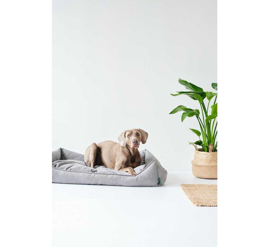 Dog Bed Eiby Grey