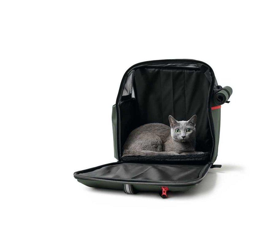 Dog Backpack Orlando Khaki