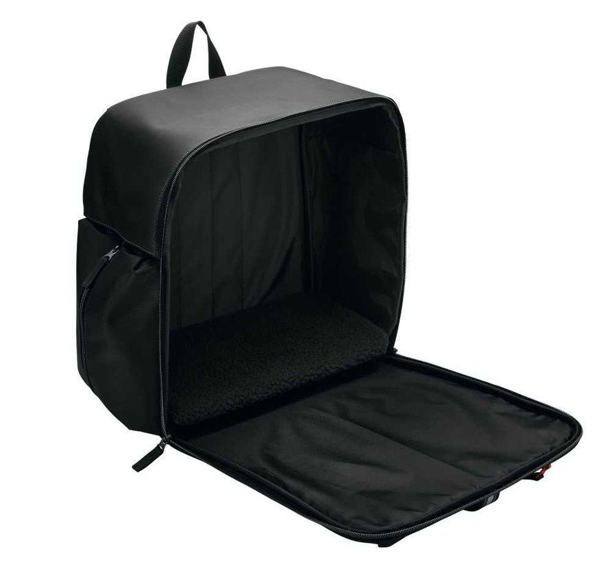 Dog Backpack Orlando Black