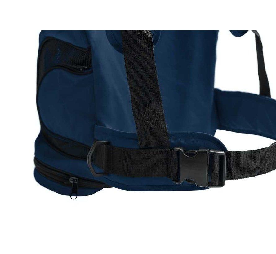 Dog Carrier Kangaroo Blue