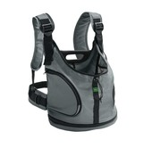 Hunter Dog Carrier Kangaroo Grey
