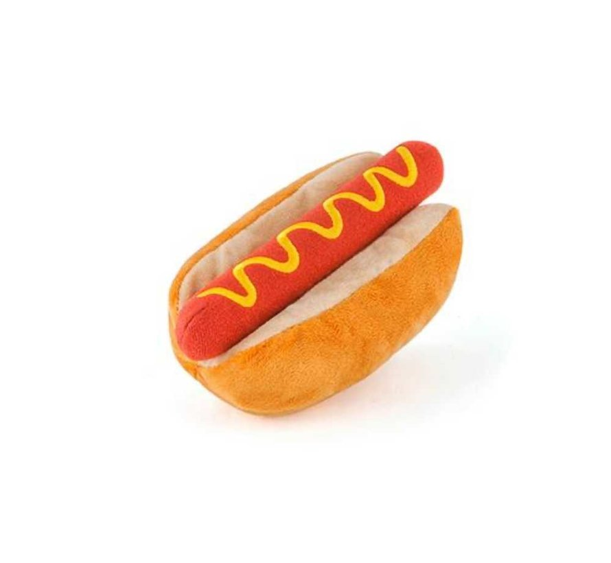 Hondenspeelgoed Hot Dog