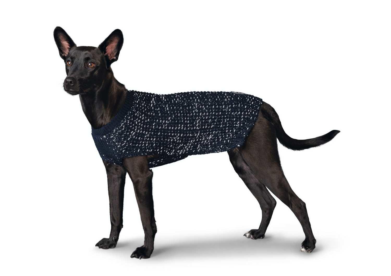 Hondentrui Finja Donkerblauw