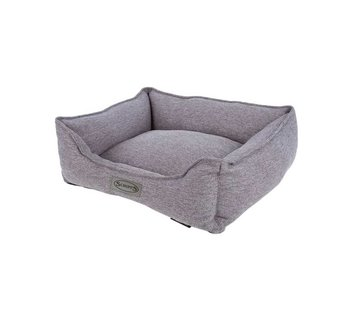 Scruffs Hondenmand Manhattan Box Bed Donkergrijs