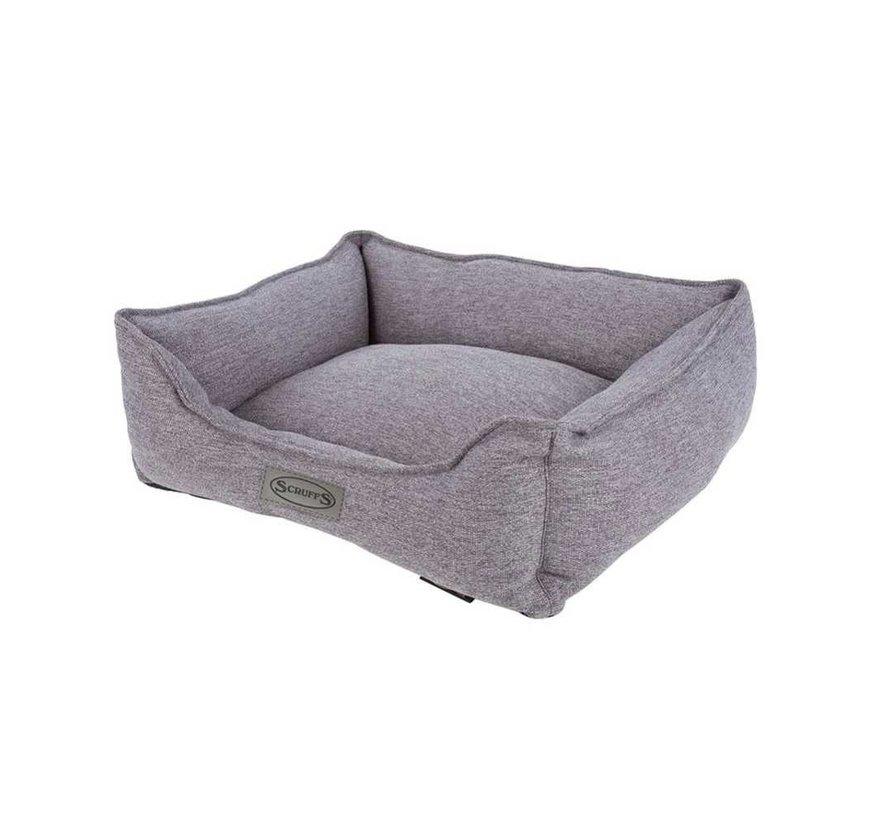 Hondenmand Manhattan Box Bed Donkergrijs
