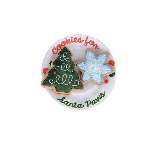 P.L.A.Y. Hondenspeelgoed Kerst Koekjes