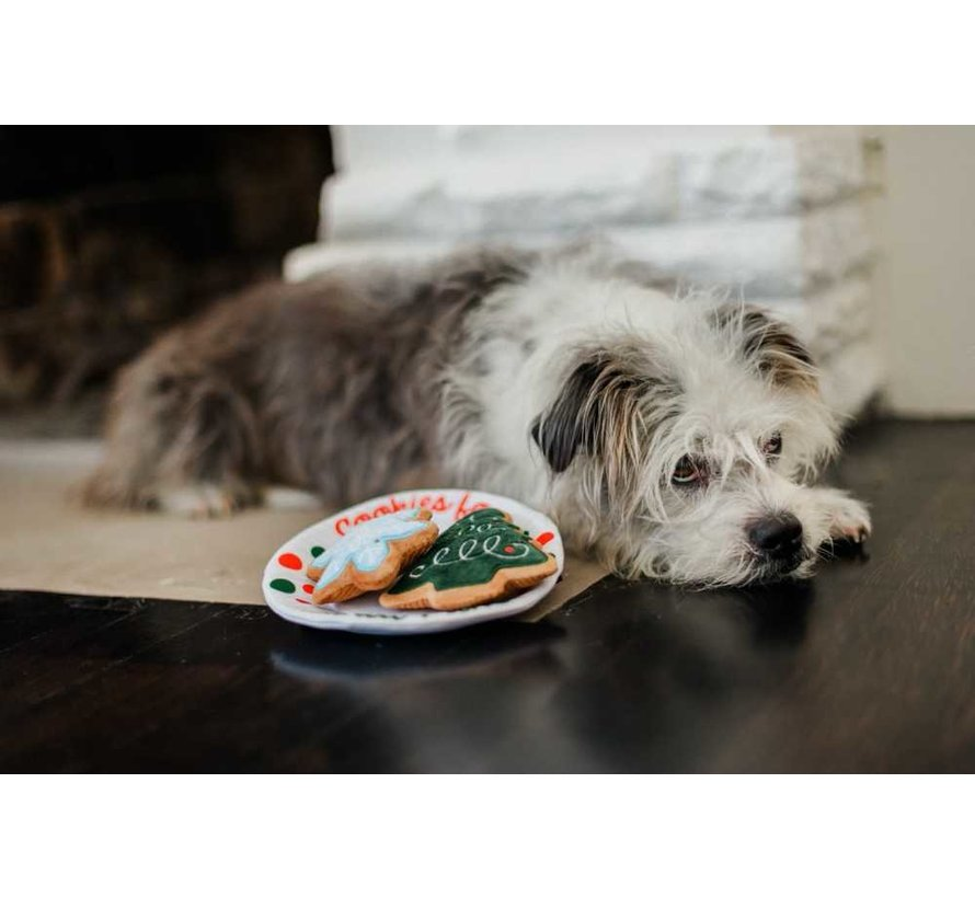 Hondenspeelgoed Kerst Koekjes