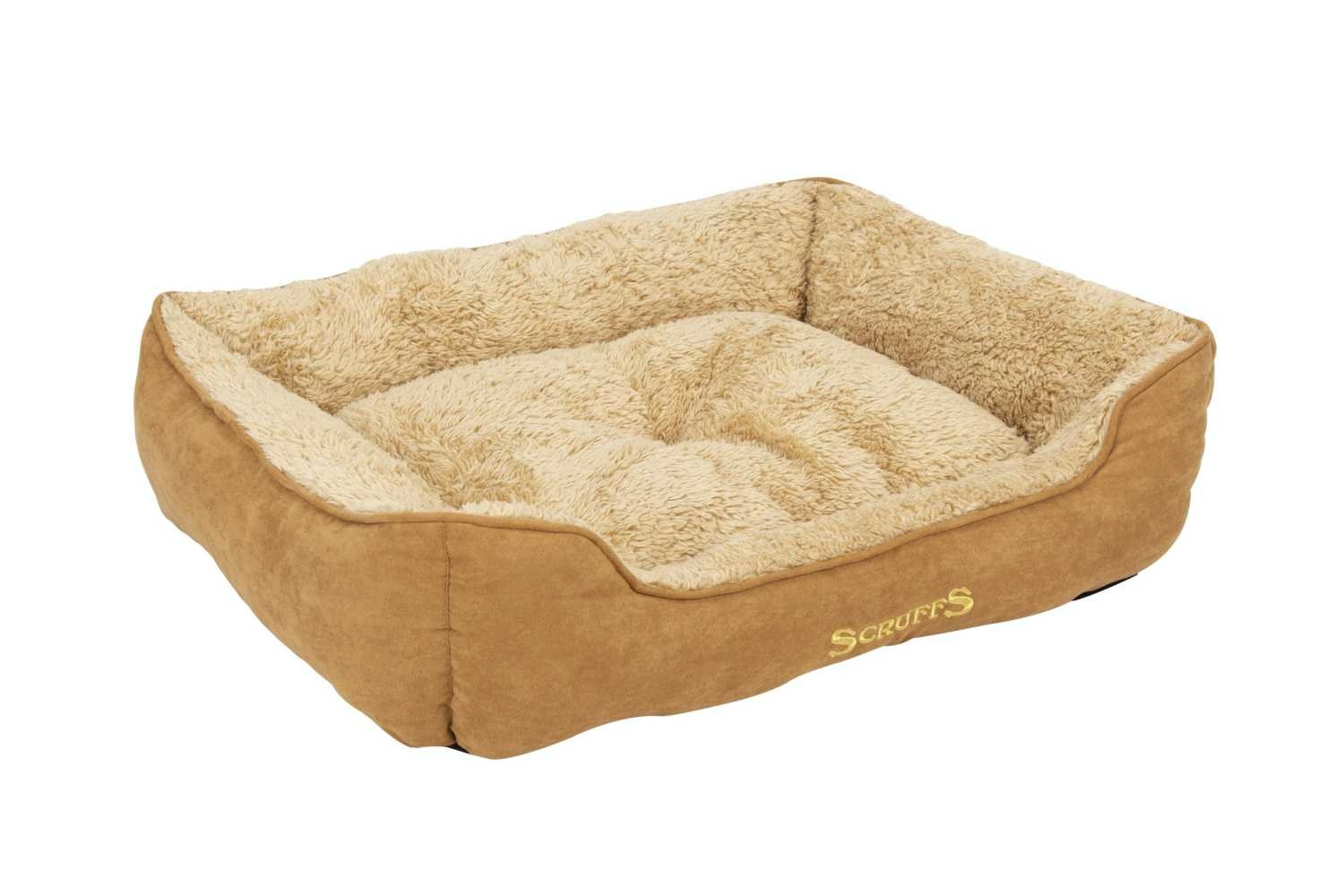Hondenmand Cosy Box Bed Beige