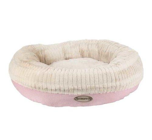 Scruffs Hondenmand Ellen Donut Roze