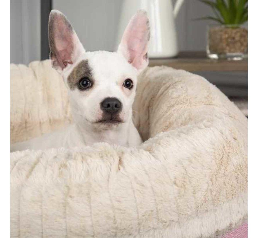 Hondenmand Ellen Donut Roze