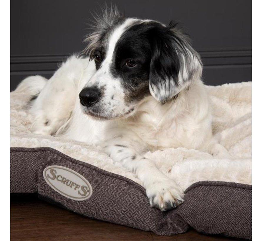 Dog Mattress Ellen Grey