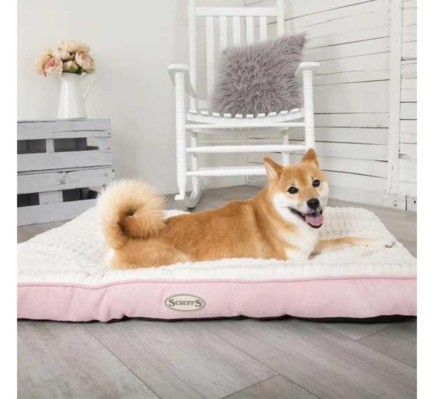 Dog Mattress Ellen Pink