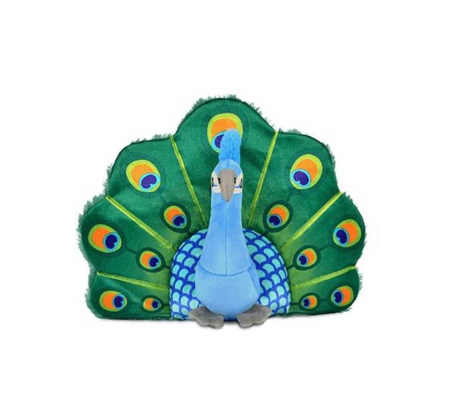 Hondenspeelgoed Peacock