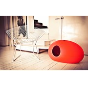 Sindesign Litter Box Poopoopedo Red