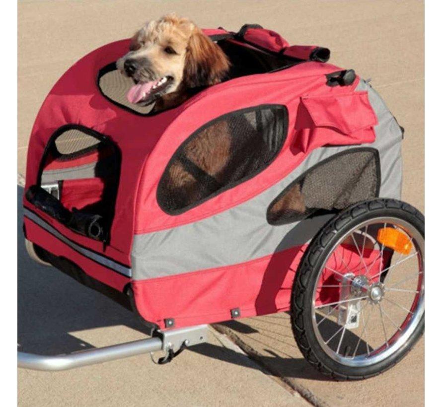 Hondenfietskar Bicycle Trailer