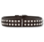 Dog Collar Swarovski Extreme Black 30 mm