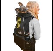 K9 Sport Sack Dog Backpack Knavigate Black