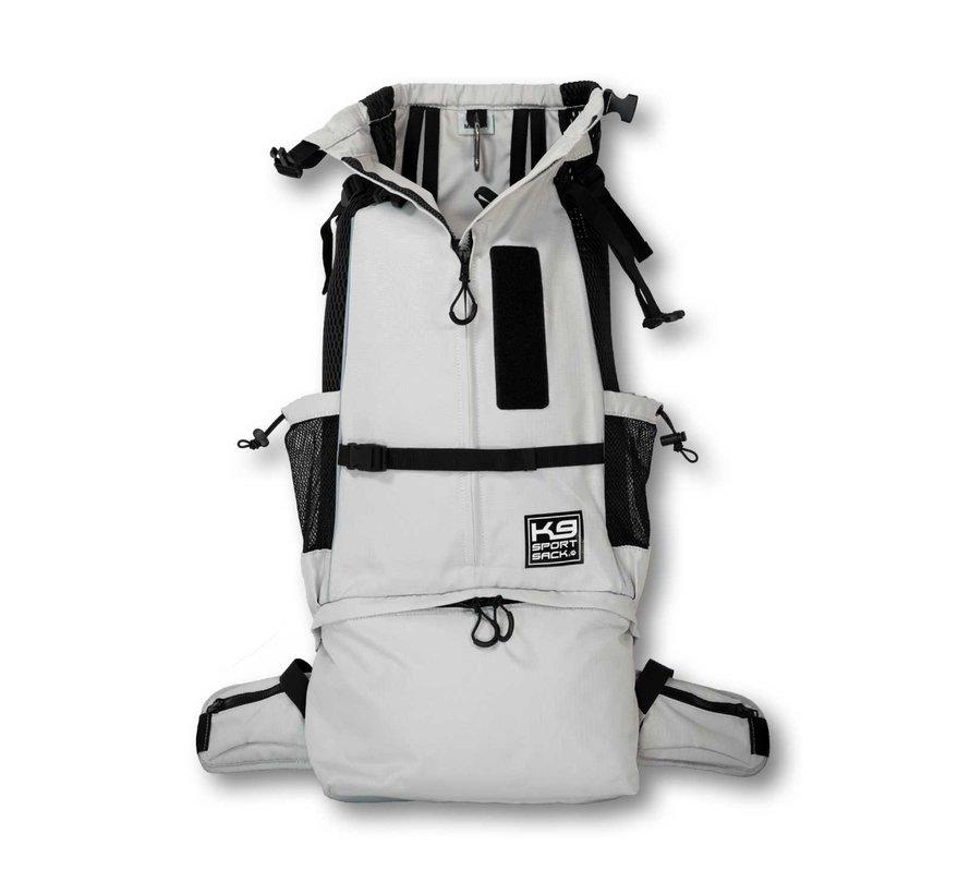 Dog Backpack Knavigate Grey