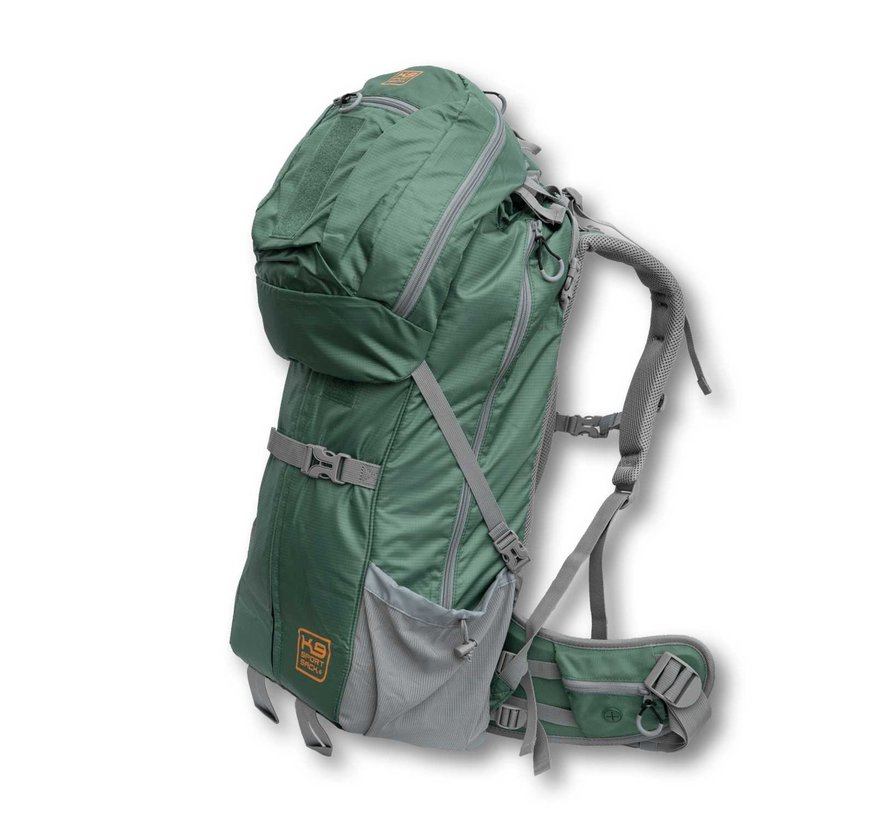 Dog Backpack Rover 2 Green