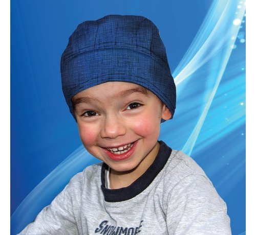 Aqua Coolkeeper Cooling Bandana Pacific Blue Kids