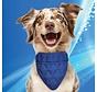 Cooling Pet Bandana Pacific Blue