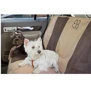 Petego Hondendeken voor de achterbank Multi Fabric Tan Espresso