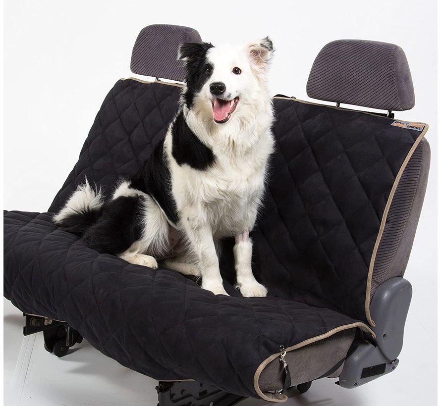 Dog Blanket For Rear Seat Black Stone