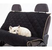 Petego Dog Blanket For Rear Seat Black Stone