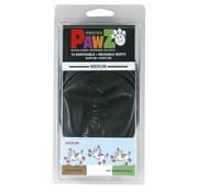 Pawz Protex Pawz Dog Shoes Reusable Black