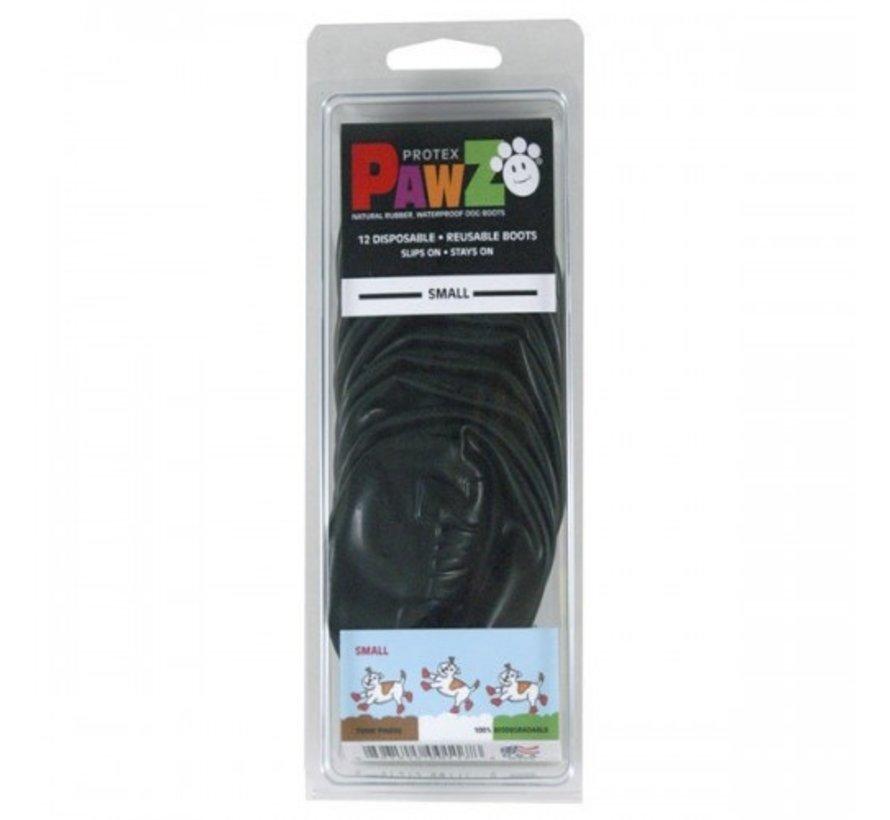 Protex Pawz Hondenschoenen Herbruikbaar Zwart