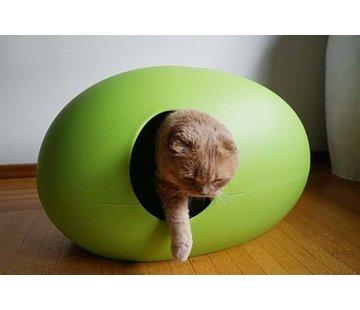 Sindesign Kattenbak Poopoopeedo Groen