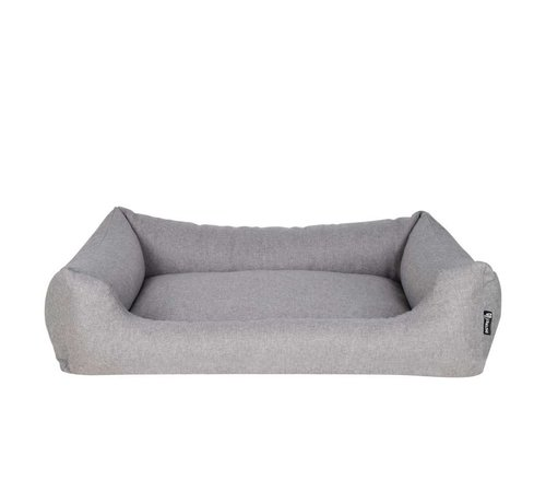 District70 Dog Bed Box Bed  Shark Grey