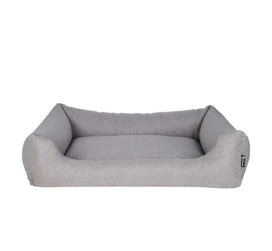 Hondenmand Box Bed Shark Grey