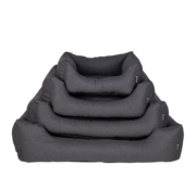 District70 Hondenmand Box Bed Charcoal Grey