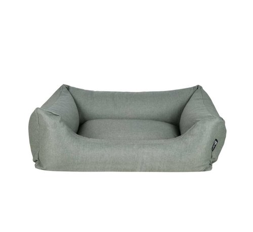 District70 Dog Bed Box Bed  Cactus Green